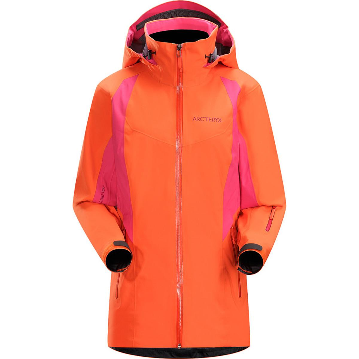 photo: Arc'teryx Women's Stingray Jacket waterproof jacket