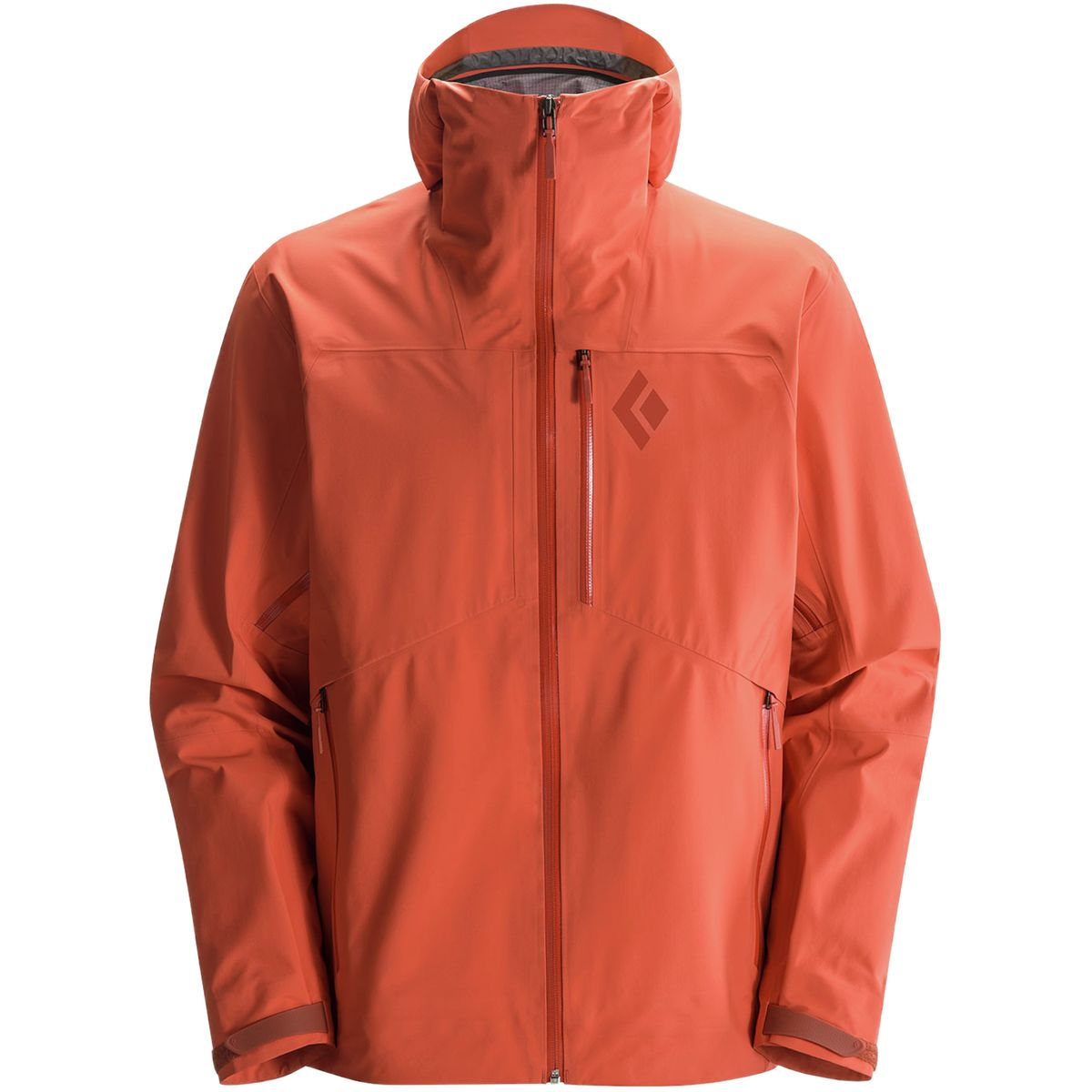 photo: Black Diamond Sharp End Shell waterproof jacket