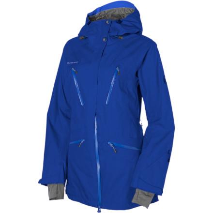 photo: Mammut Flake Jacket snowsport jacket