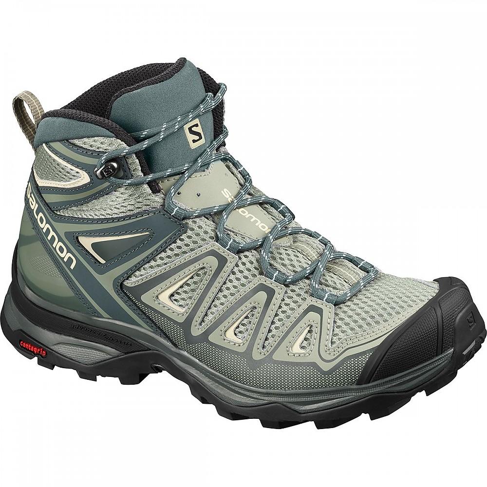 photo: Salomon Women's X Ultra Mid 3 Aero hiking boot