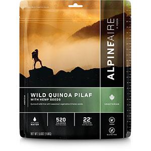 AlpineAire Foods Wild Quinoa Pilaf With Hemp Seeds