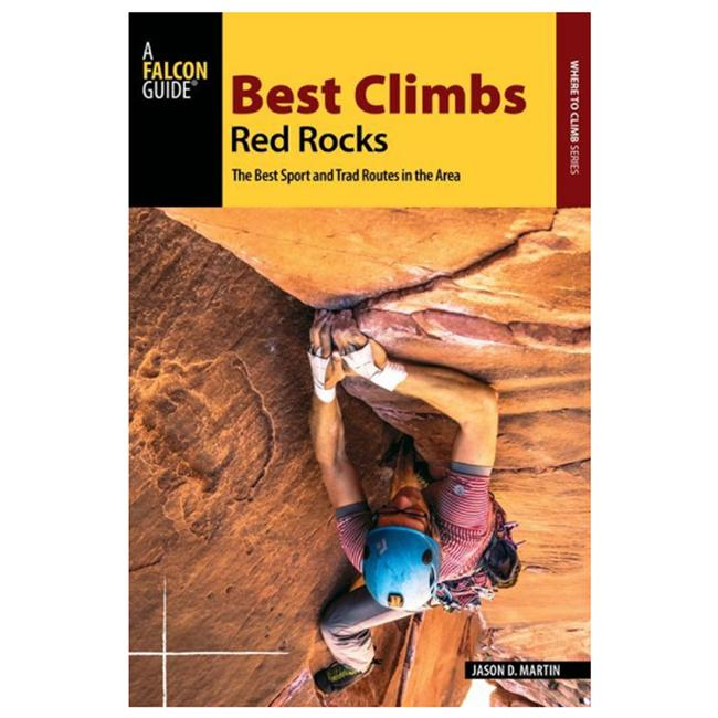 Falcon Guides Best Climbs: Red Rocks