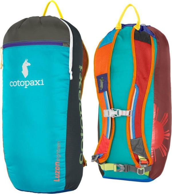 photo: Cotopaxi Luzon 18L Del Dia daypack (under 35l)