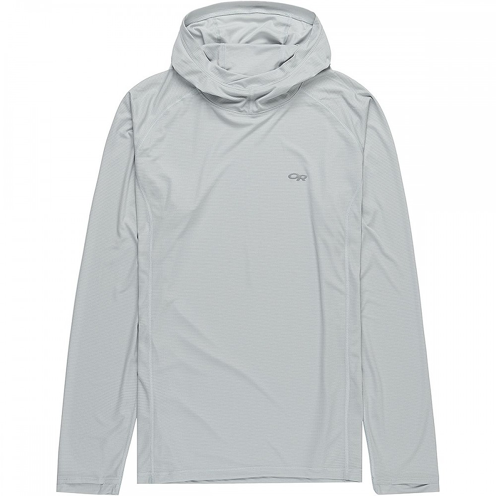 photo: Outdoor Research Echo Hoodie long sleeve performance top