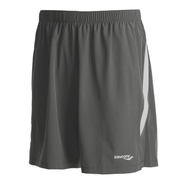 photo: Saucony Run Lux Short active short