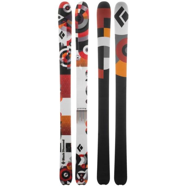 photo: Black Diamond Ember Ski alpine touring/telemark ski