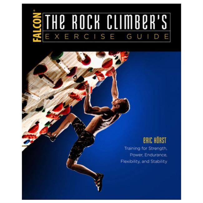 photo: Falcon Guides The Rock Climber's Exercise Guide climbing book