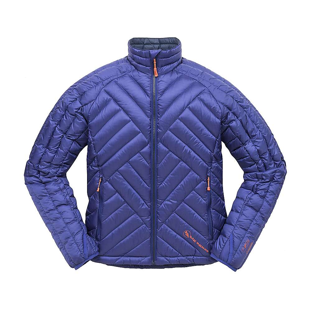 photo: Big Agnes Women's Hole In The Wall Jacket down insulated jacket