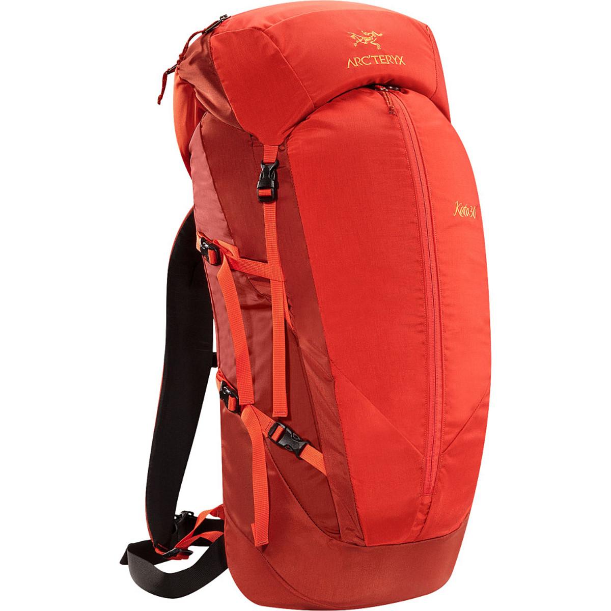 photo: Arc'teryx Kata 30 daypack (under 2,000 cu in)