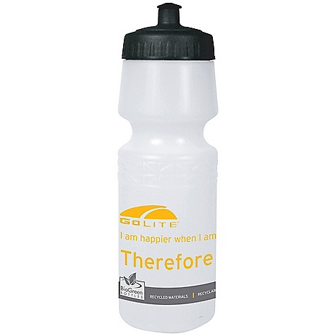 photo: GoLite Biodegradable Sport Bottle water bottle