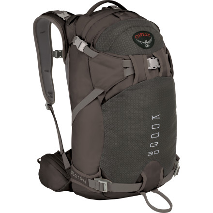 photo: Osprey Kode 30 winter pack