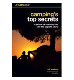 Falcon Guides Camping's Top Secrets