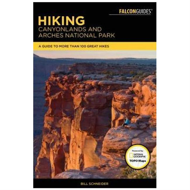 photo: Falcon Guides Hiking Canyonlands and Arches National Parks us mountain states guidebook