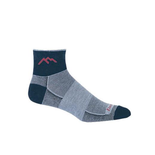 Darn Tough Coolmax 1/4 Sock Mesh