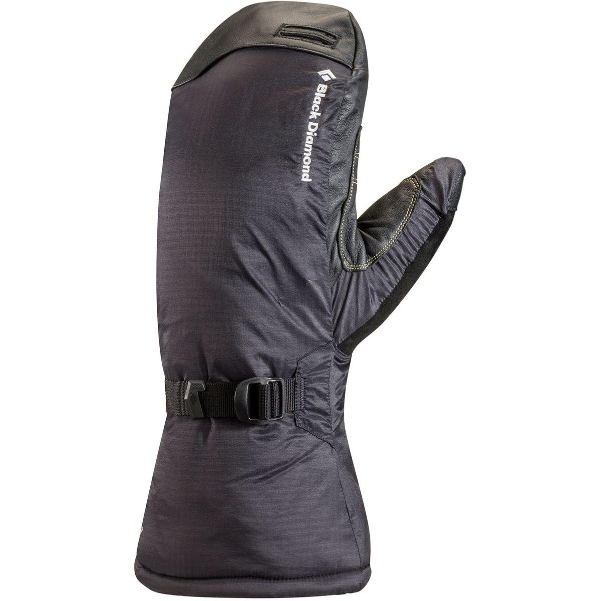 photo: Black Diamond Super Light Mitt insulated glove/mitten