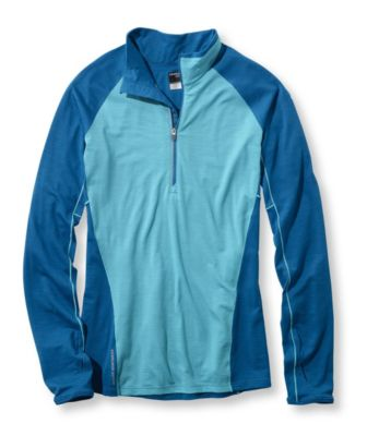 Icebreaker Comet Long Sleeve Half Zip