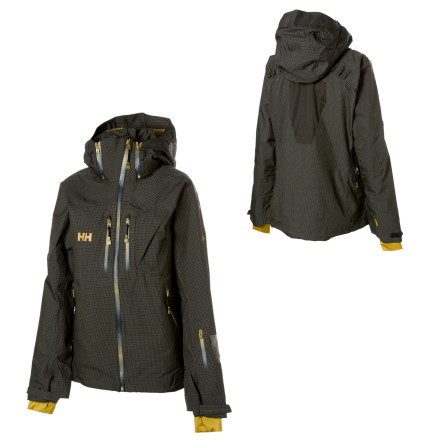 photo: Helly Hansen Silverrush Jacket snowsport jacket
