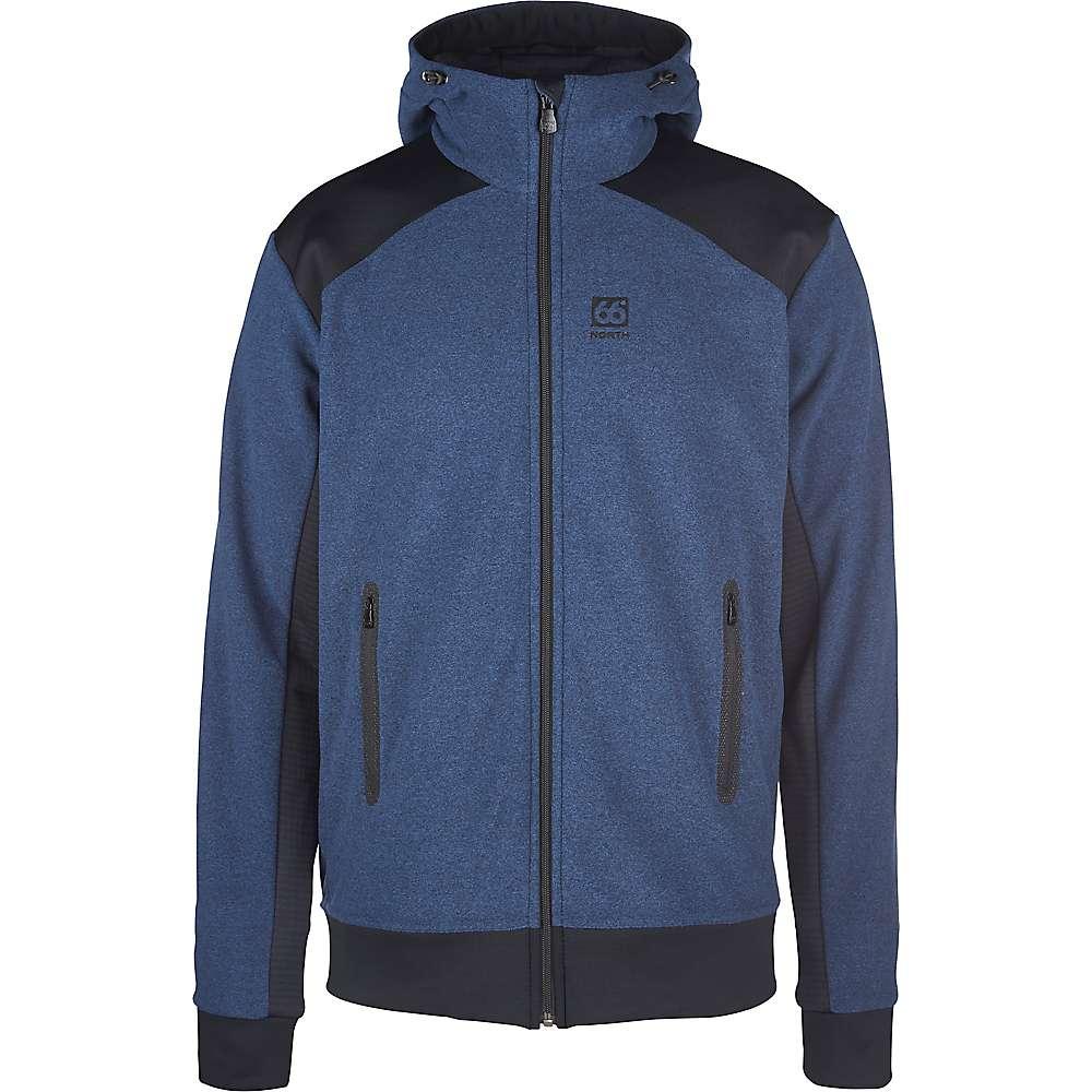 photo: 66°North Gunnar Hooded Jacket fleece jacket