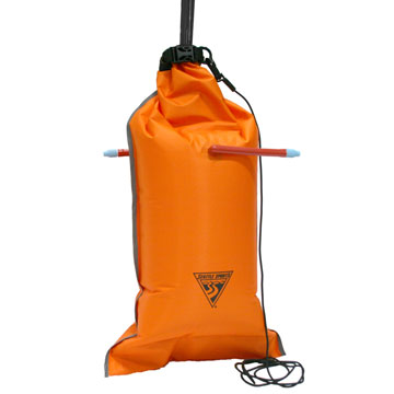 Seattle Sports 99 Percent PVC Free Paddle Float