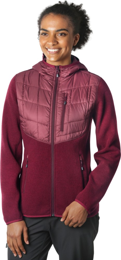 Outdoor Research Vashon Hyrbrid Full-Zip