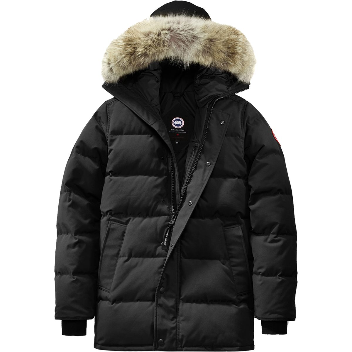 photo: Canada Goose Carson Parka down insulated jacket