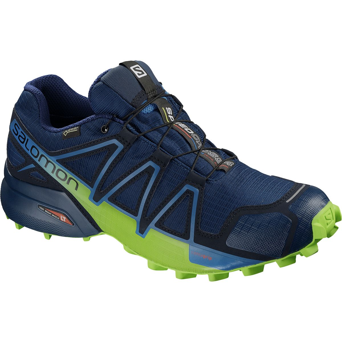 photo: Salomon Speedcross 4 GTX trail running shoe