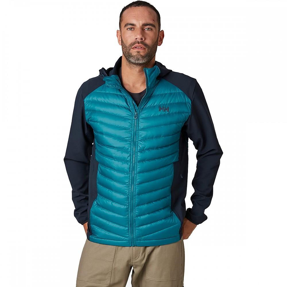 photo: Helly Hansen Verglas Light Jacket down insulated jacket