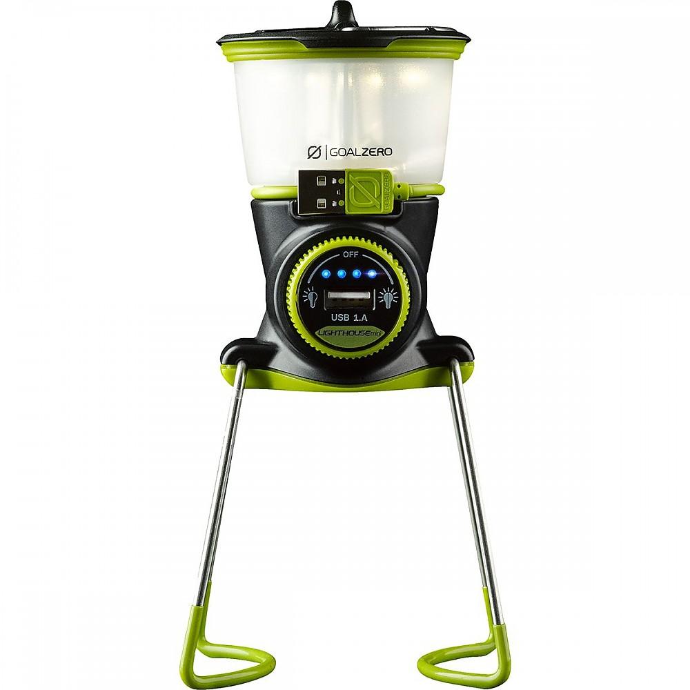 photo: Goal Zero Lighthouse Mini Lantern battery-powered lantern