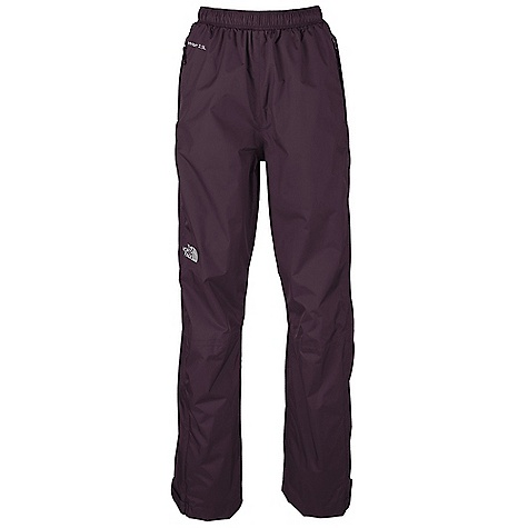 photo: The North Face Women's Venture Pant waterproof pant