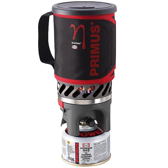 photo: Primus Eta Solo compressed fuel canister stove