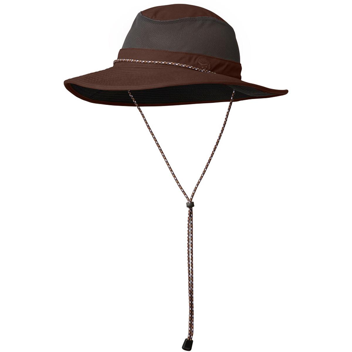 photo: Mountain Hardwear Vented Canvas Crusher sun hat