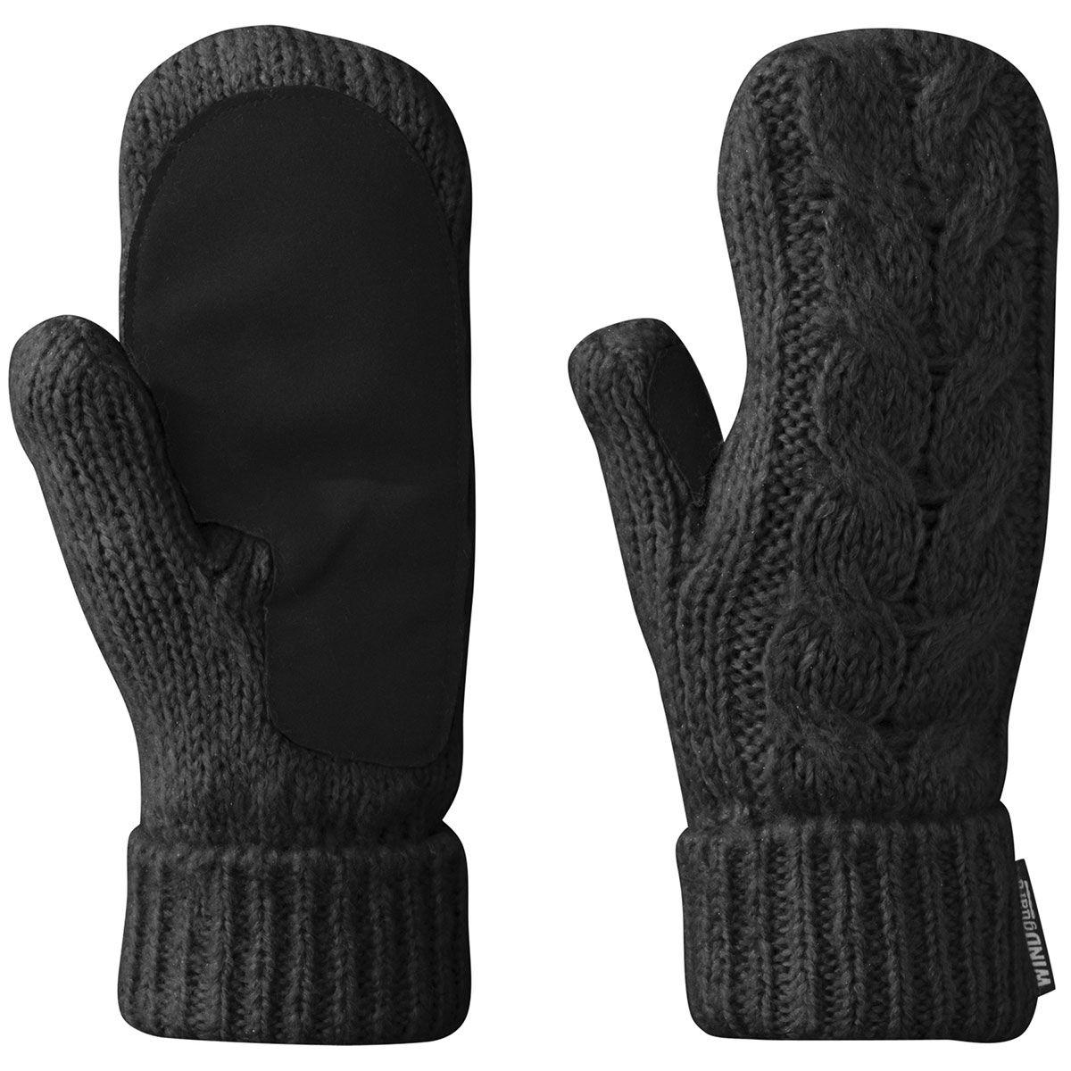 photo: Outdoor Research Pinball Mittens fleece glove/mitten
