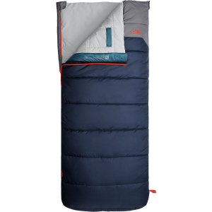 photo: The North Face Kids' Dolomite 3-season synthetic sleeping bag