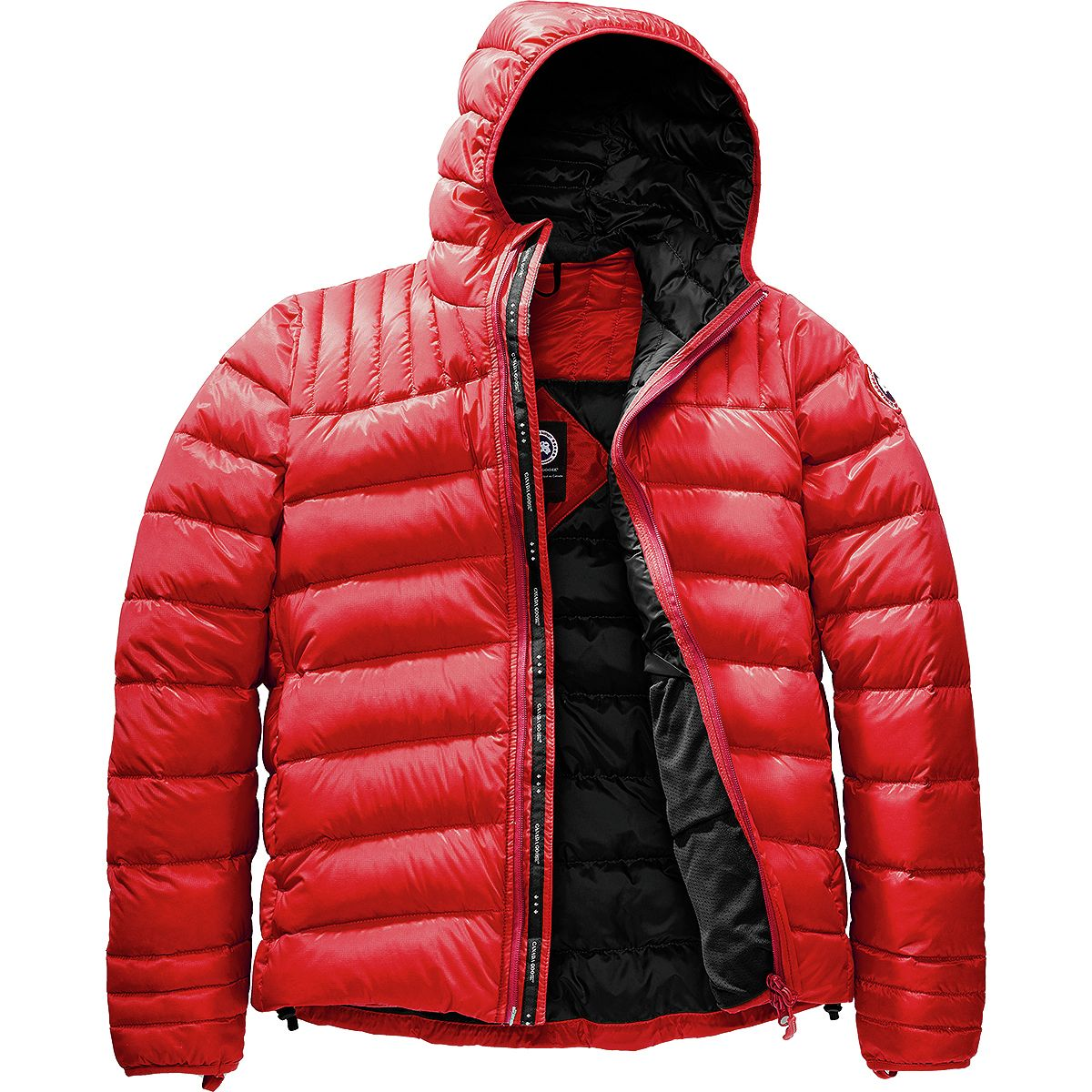 photo: Canada Goose Brookvale Hoody down insulated jacket