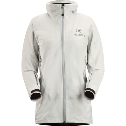 photo: Arc'teryx Women's Theta SL Jacket waterproof jacket