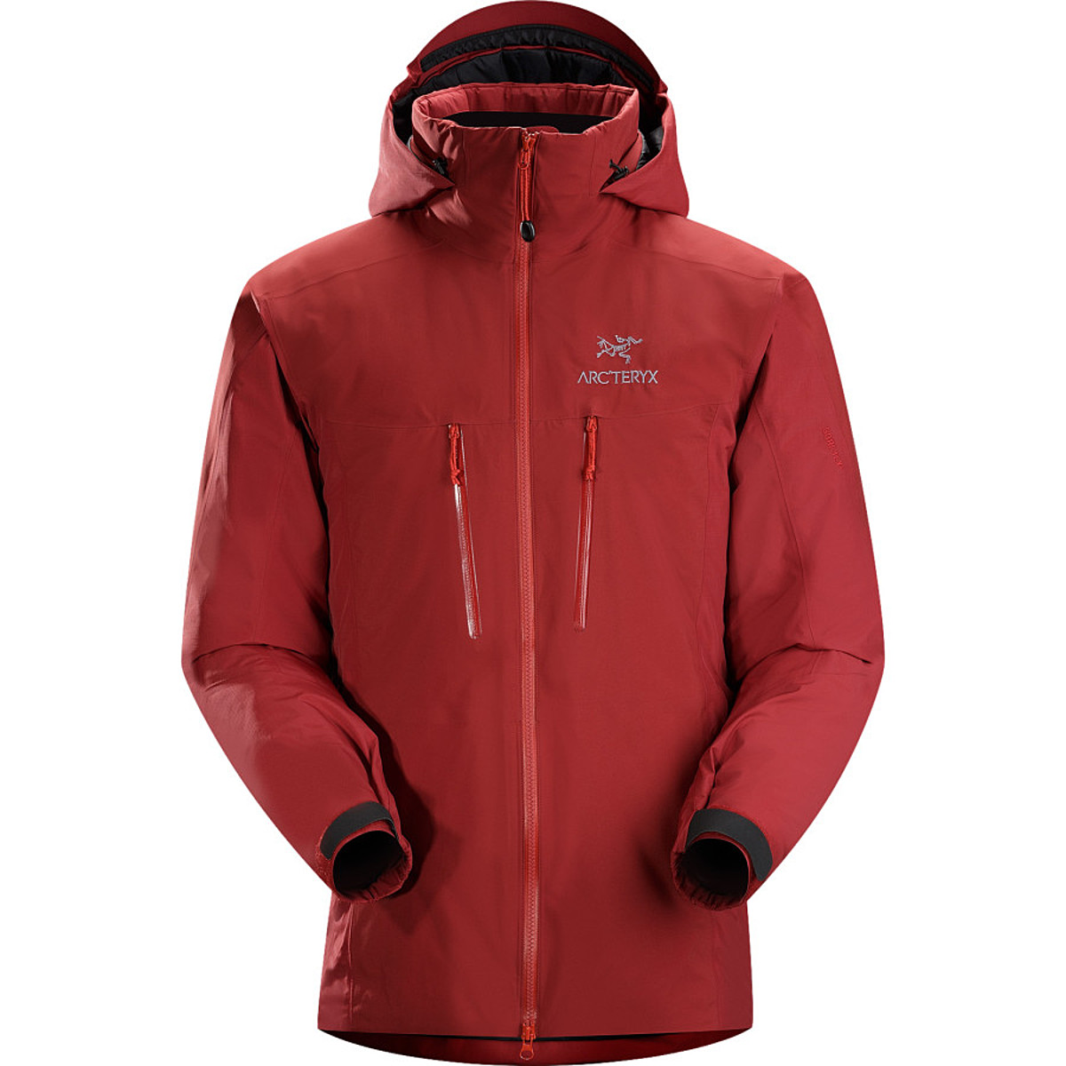 photo: Arc'teryx Fission SV Jacket synthetic insulated jacket