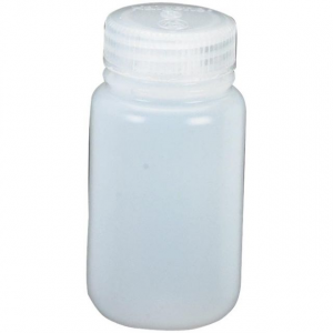 Nalgene 4 oz HDPE Screw-Top Bottle