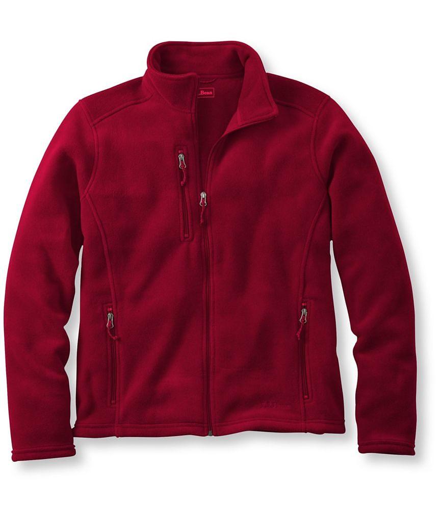 photo: L.L.Bean Trail Model Fleece Jacket fleece jacket