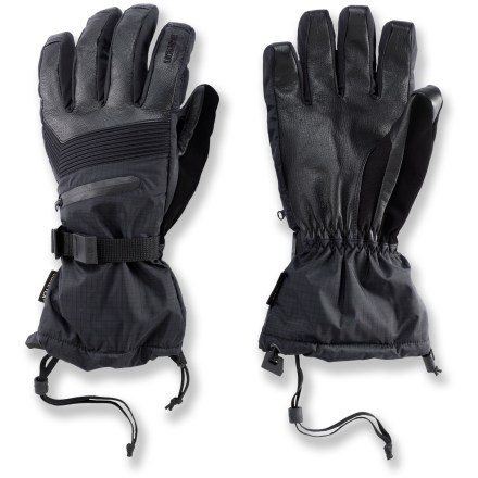 photo: Burton Pinnacle Gloves insulated glove/mitten