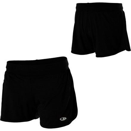 photo: Icebreaker Swift Short active short