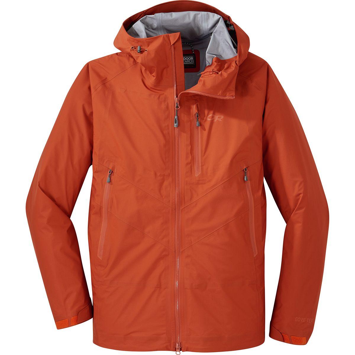 photo: Outdoor Research Optimizer Jacket waterproof jacket