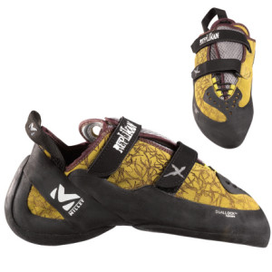 photo: Millet Replikan climbing shoe