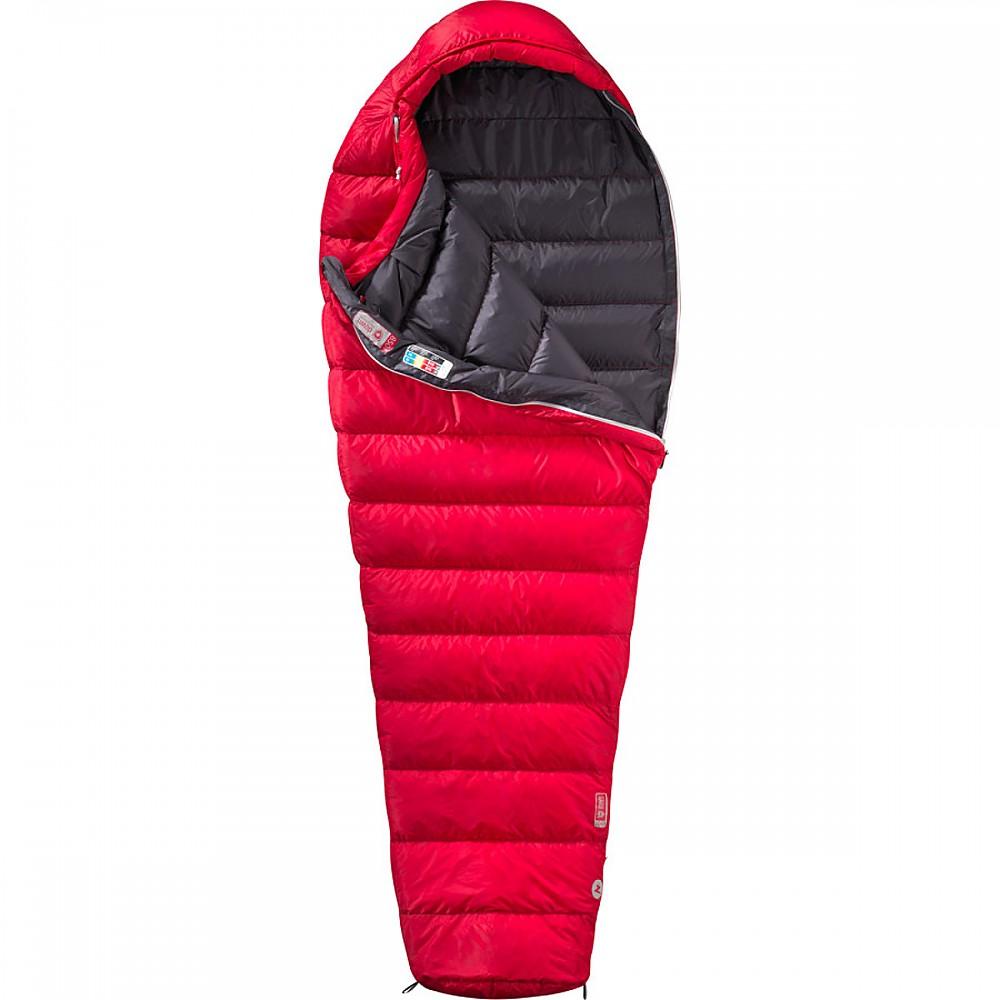 photo: Marmot Atom warm weather down sleeping bag
