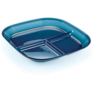 photo: GSI Outdoors Infinity Divided Plate plate/bowl
