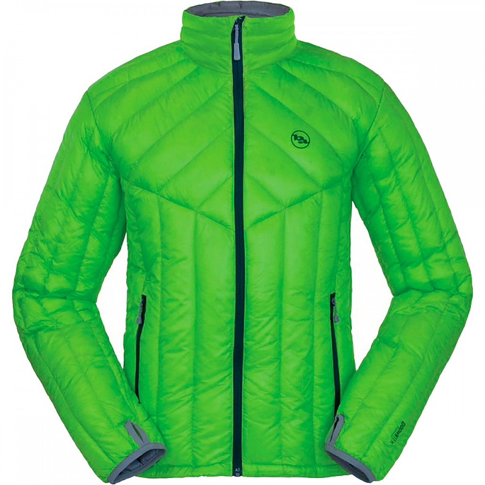 photo: Big Agnes Hole In The Wall Jacket down insulated jacket