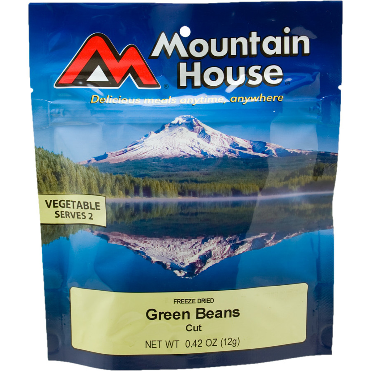 photo: Mountain House Green Beans snack/side dish