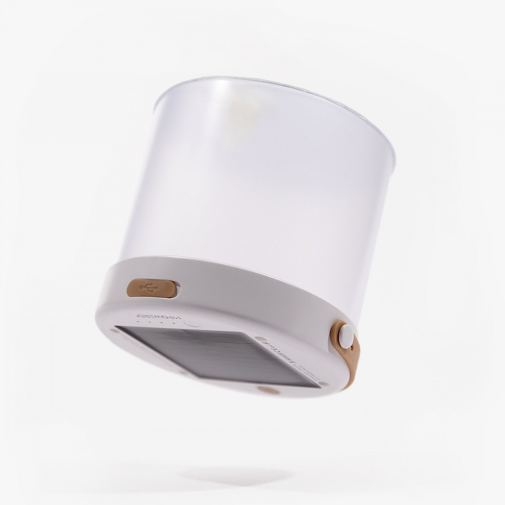 photo: MPowerd Luci Connect battery-powered lantern