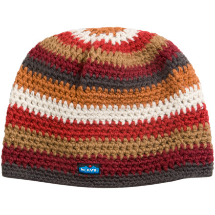 photo: Kavu Men's Head Hugger Patterned winter hat