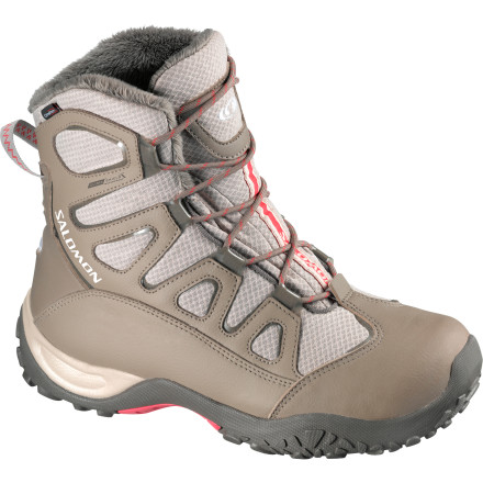 photo: Salomon Women's Snowcat WP winter boot