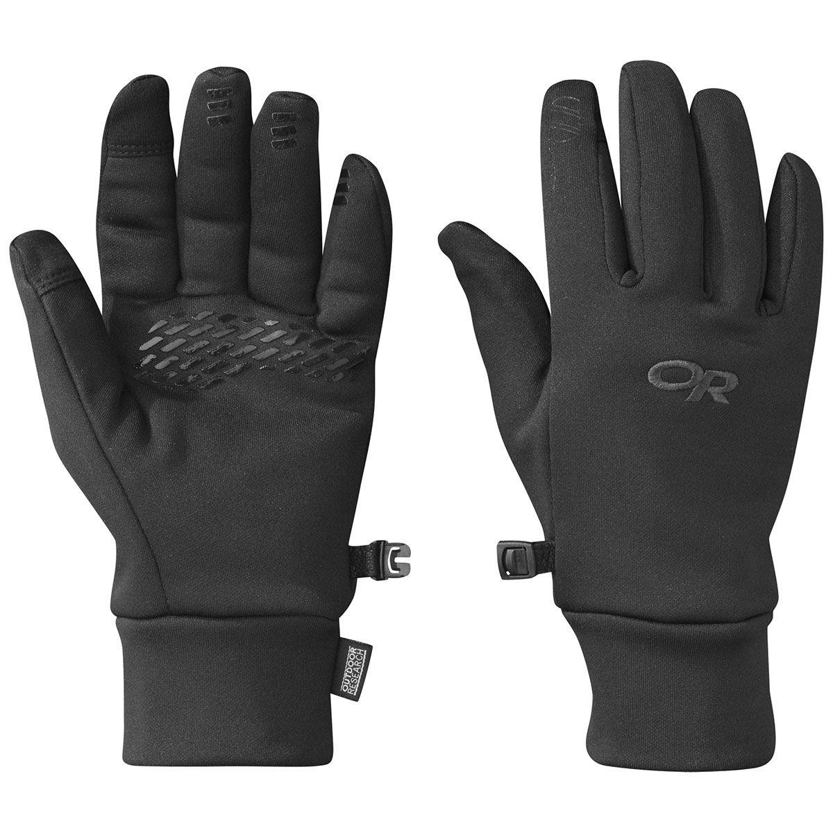 photo: Outdoor Research Women's PL 400 Sensor Gloves fleece glove/mitten